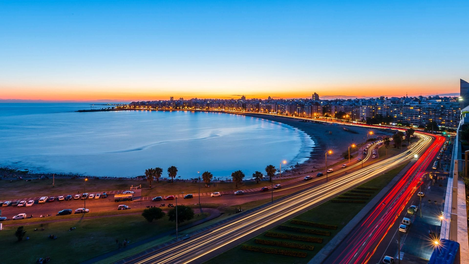 Montevideo is the capital and largest city is of Uruguay.