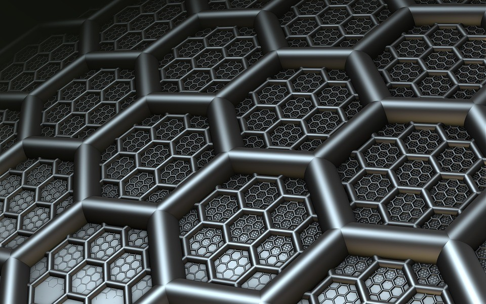 The Crystal structure of Helium is of Hexagonal shape.