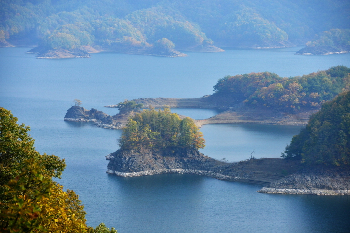 Chungjuho Lake.